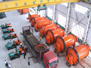 Ball Mill Grinding Media Charging Special Heavy