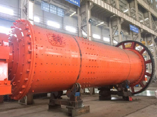 Ball Mill Gear Lubrication System