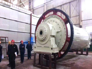 Construction And Working Of Ball Mill Silvercat