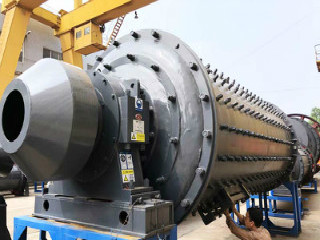 China Ball Mill Manufacturer Rotary Dryer Rotary Kiln