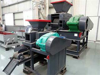Biomass Briquette Machine Wood Briquetting Plant