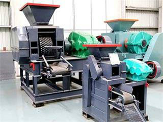 Briquette Machine New Or Used Briquette Machine