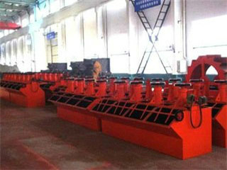 Flotation Chromite Ore Machine
