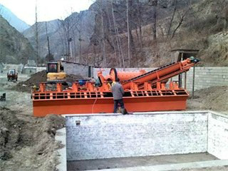 Complete Aggregate Production Line Equipment