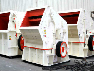 Parker Impact Crusher Parts Of The User