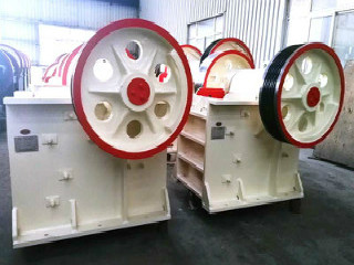 Large Gape Feeding Jaw Crusher