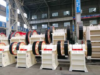 Primary Crushing Jaw Crusher C 600 900