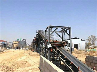 Beneficiation Line Hot Sellin