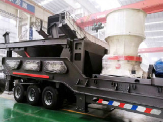 Function Small Mobile Stone Crusher