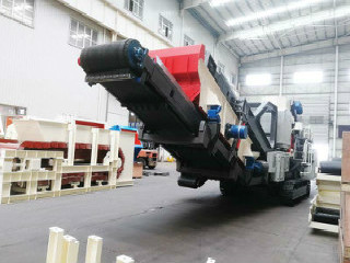 Efficient Mobile Stone Crusher Machine For Sale