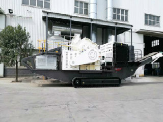 China Alibaba Mobile Stone Crushing Machine For