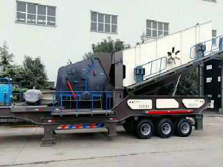Mobile Crusher For Quartz In India