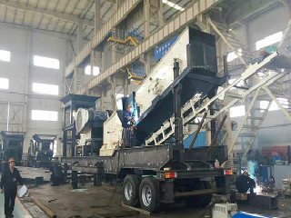 Screening Plate For Stone Crusher