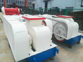 Double Roller Crushers For Opencast Mine