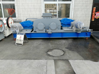 Single Roll Crusher Gambar