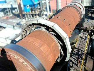 Kuwait Leca Production Line Rotary Kiln