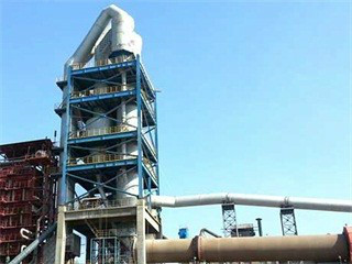 Active Lime Process Flow Chart Cement Kiln Rotary Kiln