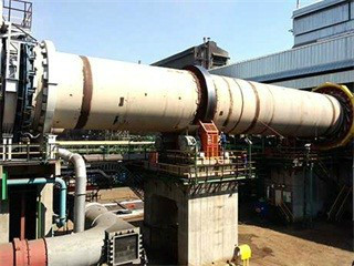 100tpd Vertical Kiln Active Lime Production Line