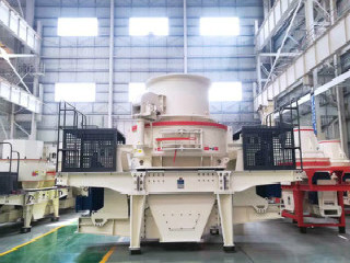 Dry Screening Crusher Feldspar