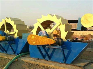 Mining Machine Company Gold Washing Equipment