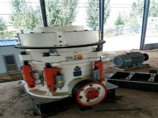 Nickel Mining Cone Crusher Stone Crusher Machine