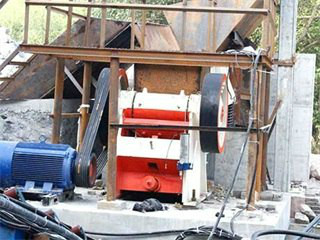Copper Crusher 38 Cm3 1 Crusher Machine