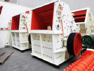 Coal Crusher Amp Conveyorgranul Marmer Crusher