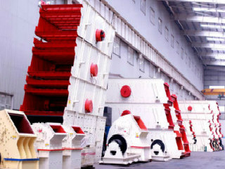 Operation Of Crushing And Screening Equipment For