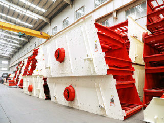 Screeening Amp Crushing Plant Jaw Crusher
