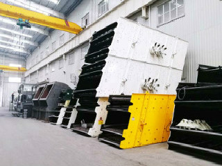 Screeening And Amp Crushing Plant Jaw Crusher