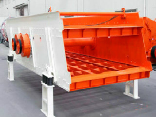 Conduct And Support Crushing And Screening Plant